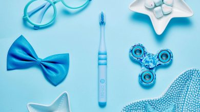 Dr. Bei's children's toothbrushes featured