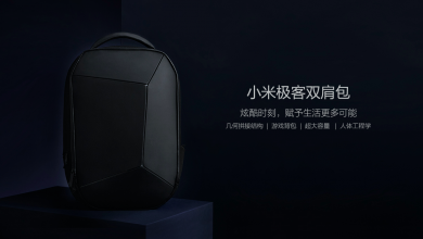 Xiaomi Geek Backpack featured