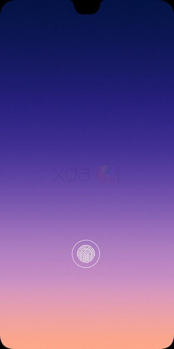 Xiaomi Mi 7 display