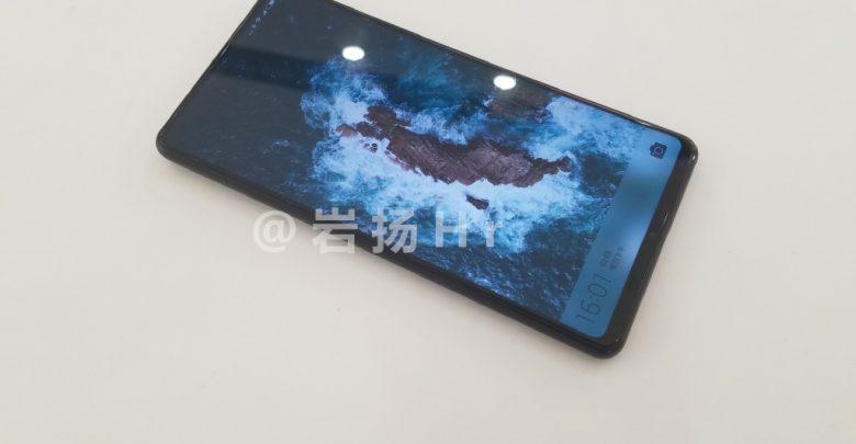 Xiaomi Mi MIX 2S sample