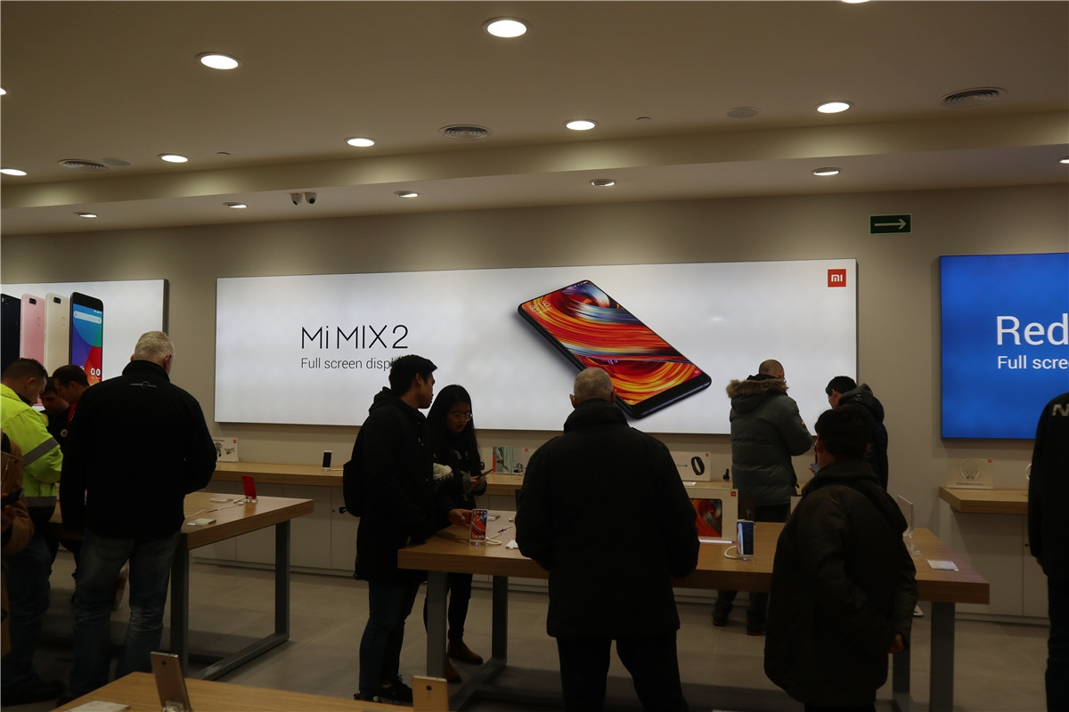 Xiaomi Spain Mi MIX 2