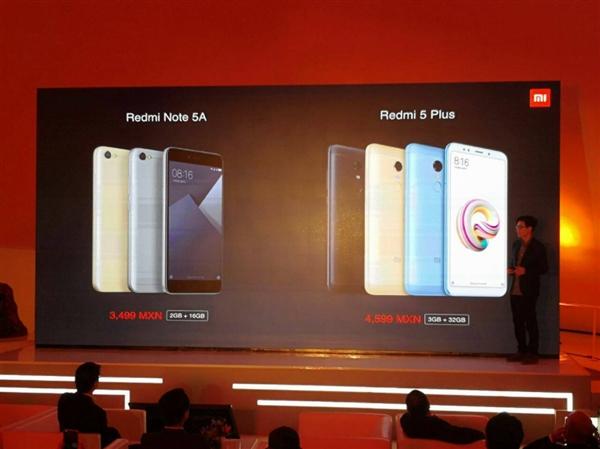 Redmi 5 Plus And Redmi Note 5A