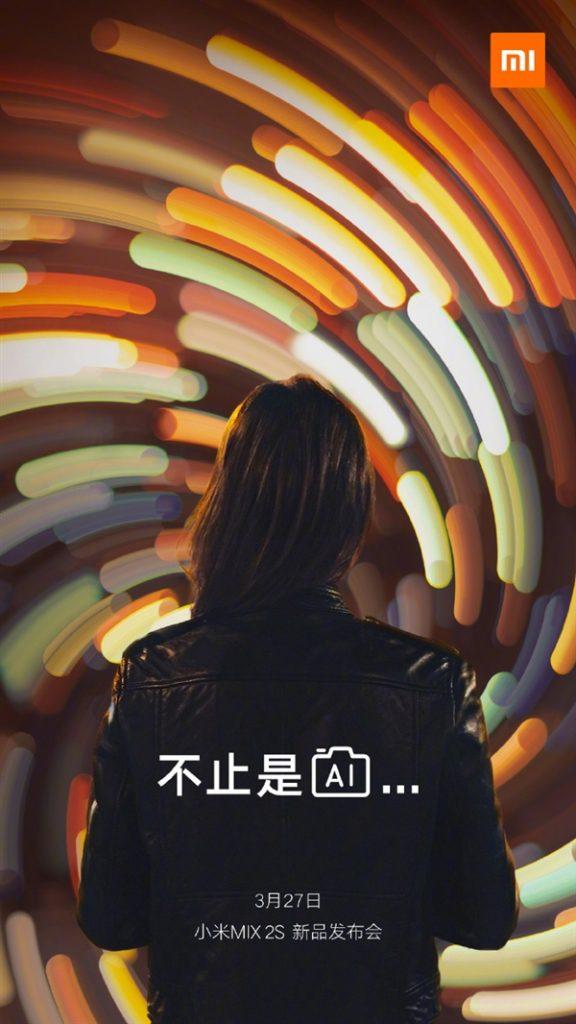 Xiaomi Mi MIX 2S Main Feature