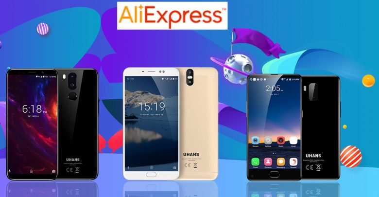 Aliexpress Anniversary  UHANS Mobile Phone at the lowest Price  XiaomiToday