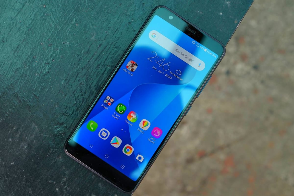 Asus ZenFone Max Pro M1 Smartphone Launching In India On