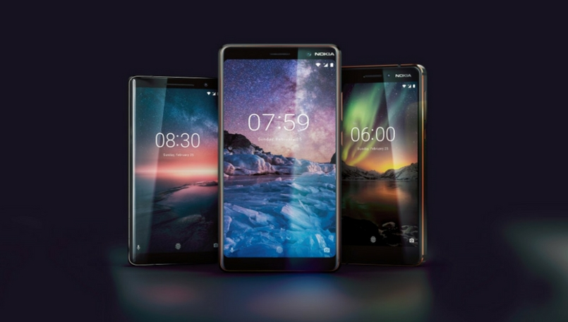 HMD Global Launched Nokia 6 (2018), Nokia 7 Plus And Nokia ...