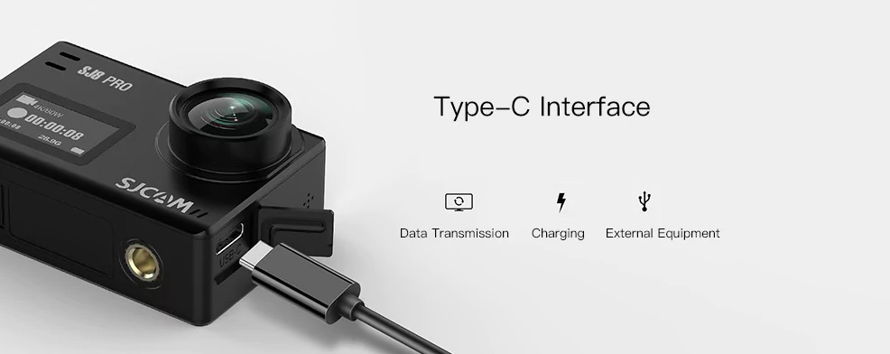 SJCAM-SJ8-USB-C