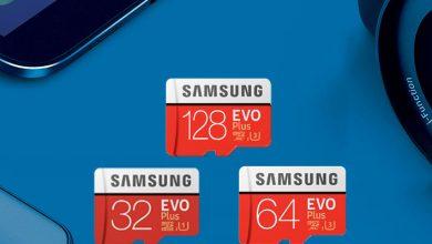 Samsung SD Card featuredt