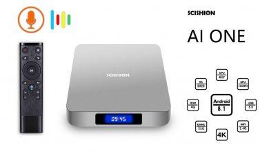 Scishion AI One TV Box