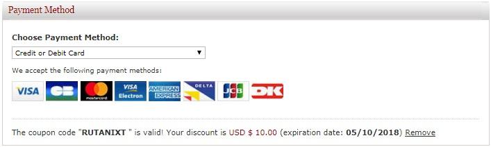 Tanix TX28 TV Box - coupon code2