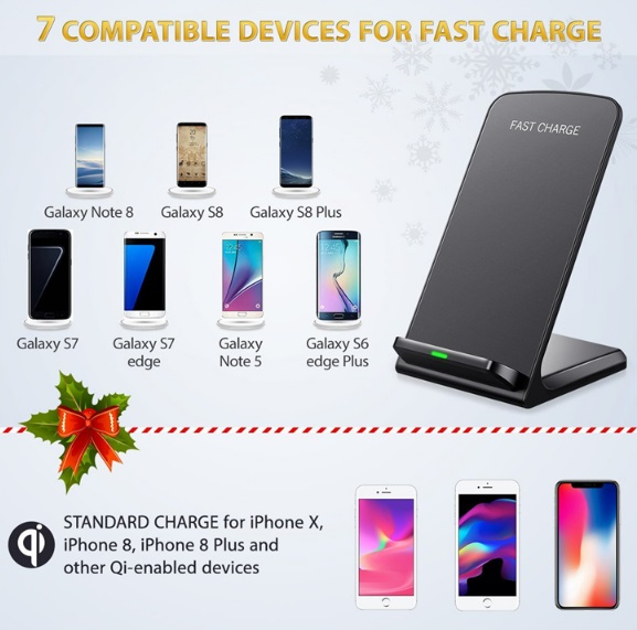 Wireless Charger Phone - Compatibility