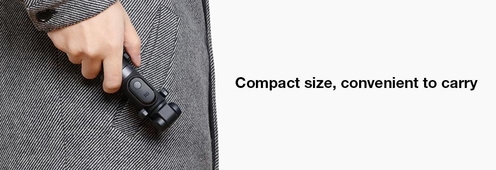 Xiaomi Foldable Tripod Monopod Selfie Stick - Compact size