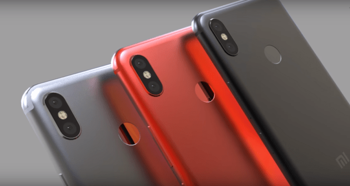 Xiaomi Is Set To Launched Xiaomi Mi 6x In China On April 25
