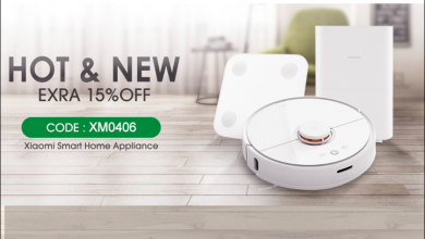 baggood promo Xaomi smart home products