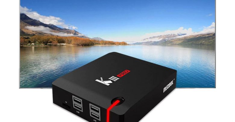 A TV Box With A Difference - MECOOL KIII PRO Hybrid DVB TV
