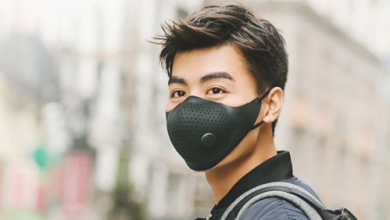 Xiaomi Air Wear PM0.3 Anti-haze Face Mask