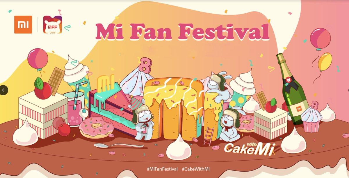 Mi Fan Festival 2018