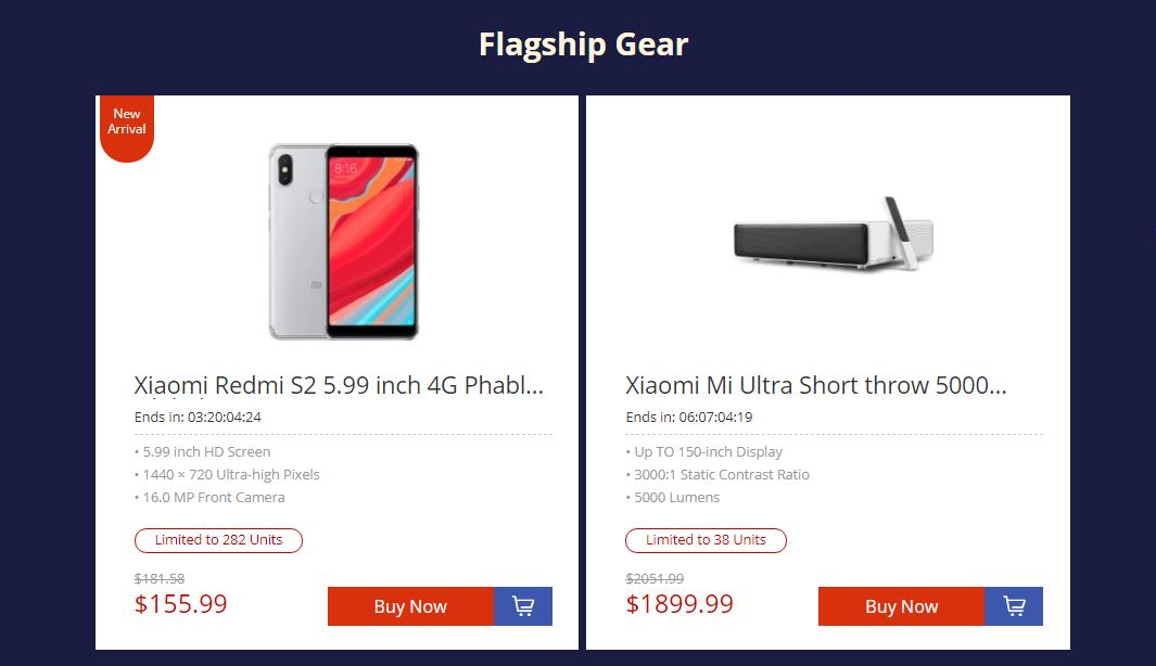 Special Gearbest World Cup Promo: Get Three Items For $10