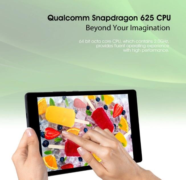 Lenovo Tab3 P8 Plus hardware