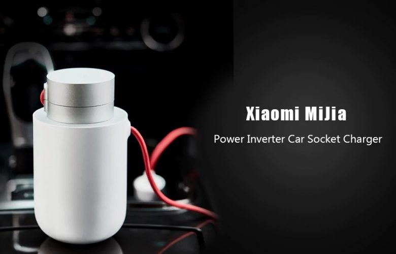 Xiaomi Mijia Car Power Inverter - Featured