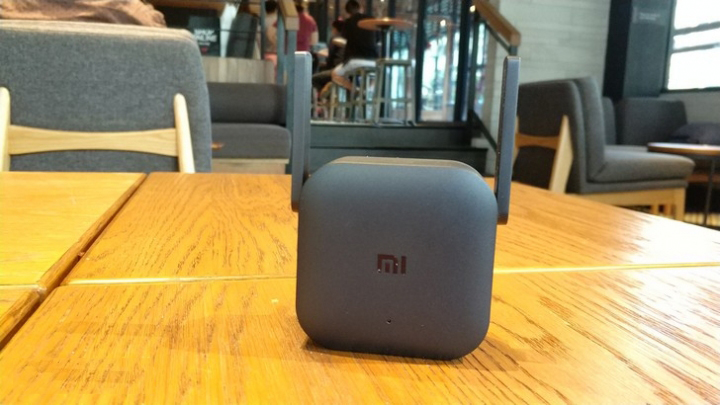 Xiaomi WiFi Amplifier Pro - Build