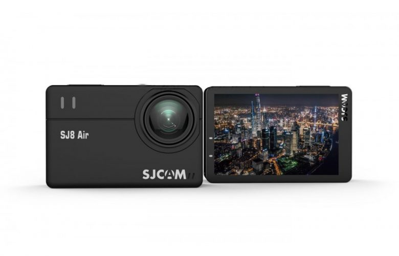 SJCAM SJ8 Air WiFi Action Camera - Features