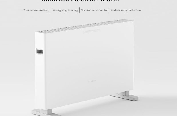 Xiaomi Smartmi Pure Evaporative Air Humidifier & Xiaomi Smartmi Electric Heater