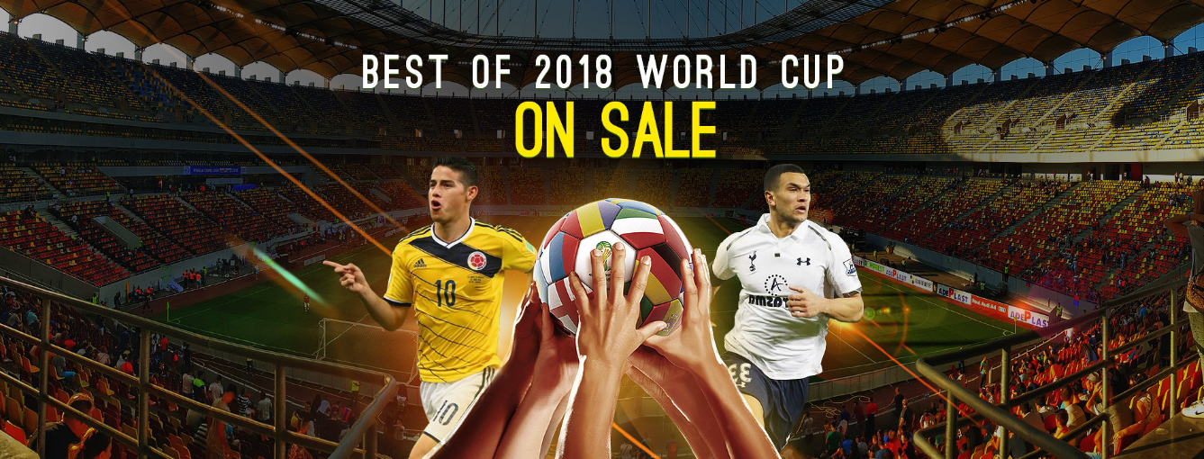 Promotion for 2018 World Cup