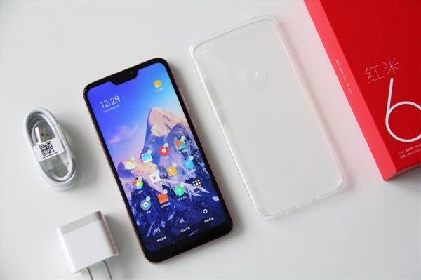 Xiaomi Redmi 6 Pro Smartphone