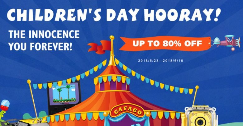 Cafago Children's day featured