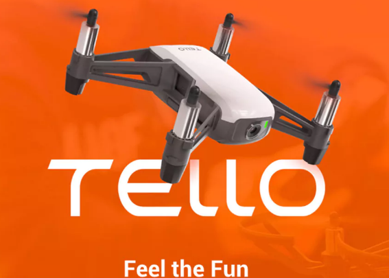 DJI Ryze Tello RC Drone Offered For Just $129 99