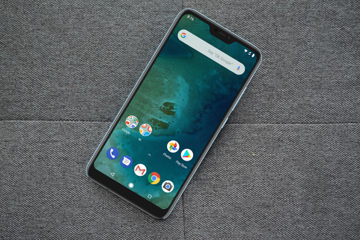 Xiaomi Mi A2 Lite With 4000 Mah Battery For 189 99