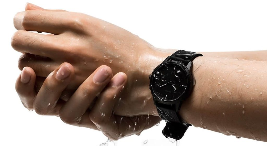 Lenovo Watch 9 waterproof