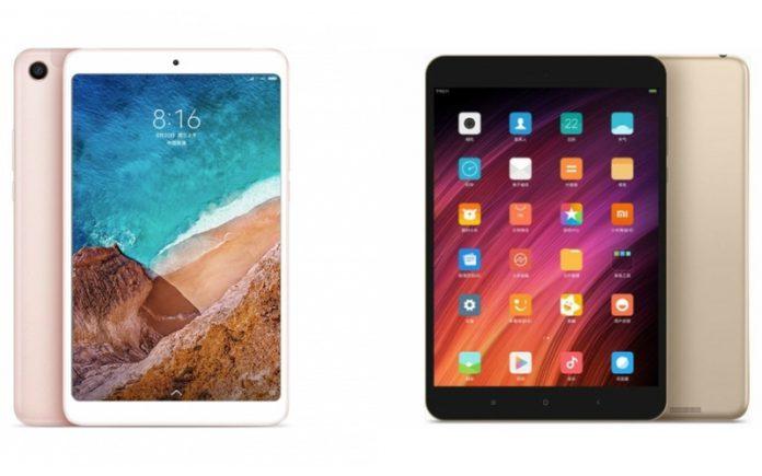 Xiaomi Mi Pad Wallpaper: Xiaomi Mi Pad 4 Vs Mi Pad 3 Tablet PC. Whats The Major