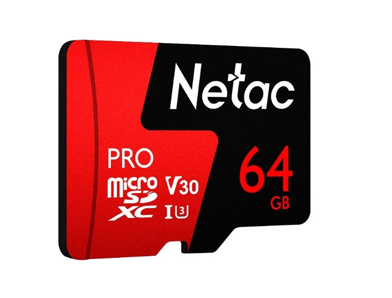Netac SD Card Design