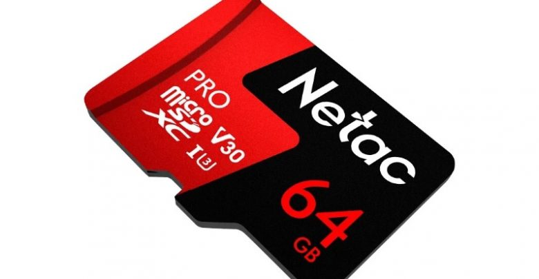 Netac SD Card Featured