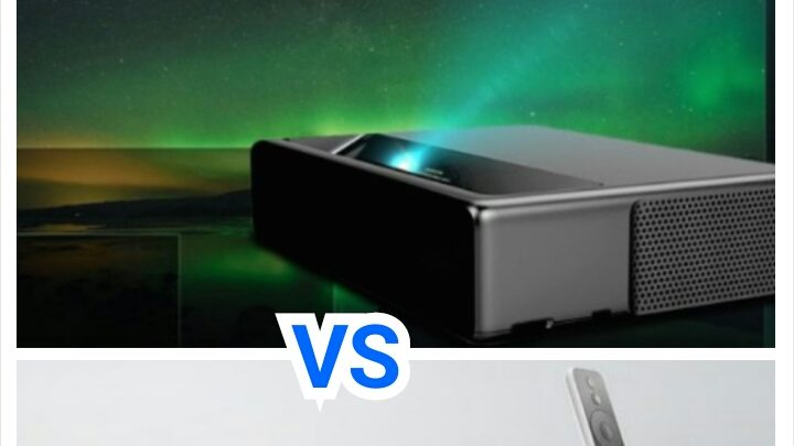 Xiaomi WEMAX 7000 ANSI Lumens VS Xiaomi Mi 5000 ANSI Lumens Ultra Short Throw Laser Projector