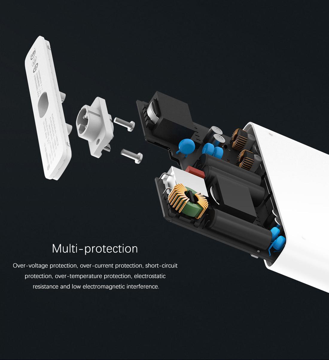Xiaomi Mi USB-C 60 W Protection