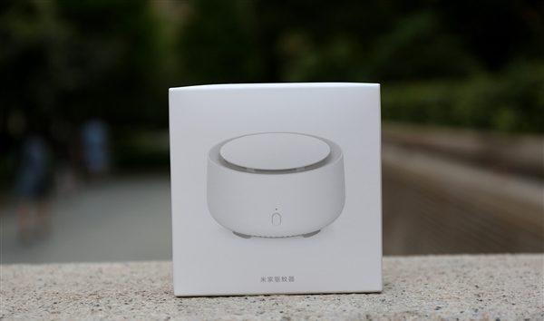 Xiaomi Mijia Mosquito Repellant Review - Box