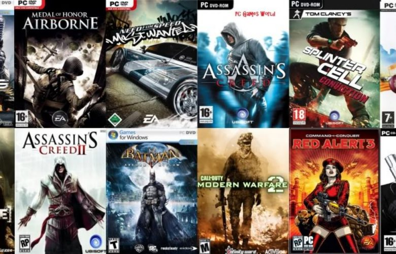 Top 10 Computer Games for Every Gaming Fanatic