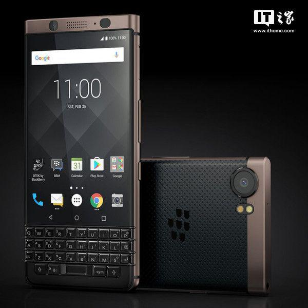 BlackBerry Key 2 Smartphone Launched In India At INR 42,990K ($625)