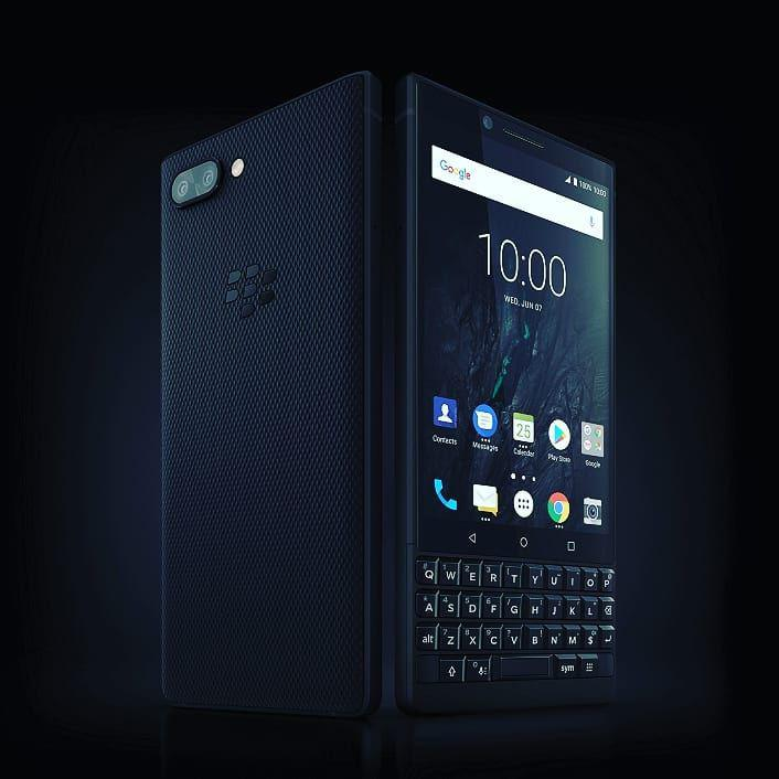 BlackBerry Key 2 Smartphone