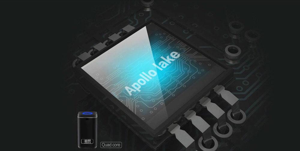 Afresh AF15 laptop review - CPU