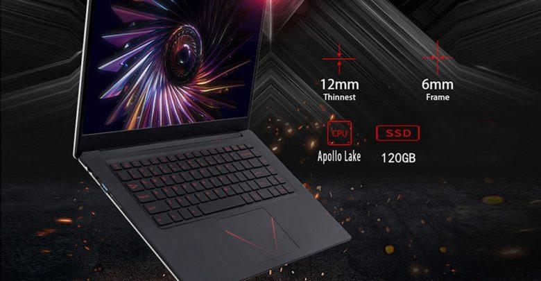 Afresh AF15 laptop