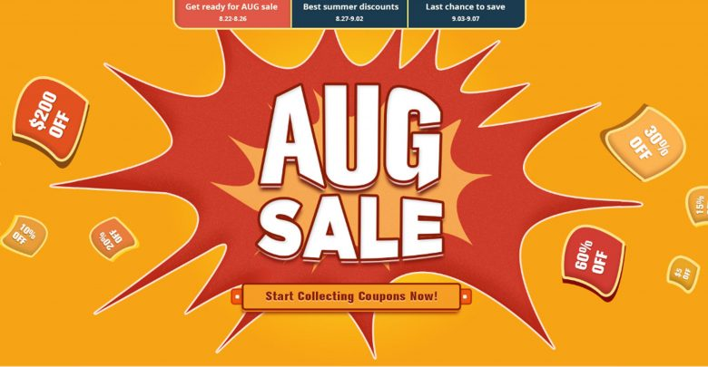Autumn Geekbuying Promotion - Featured