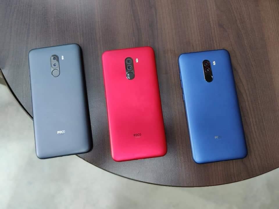 Xiaomi Poco F1 Smartphone