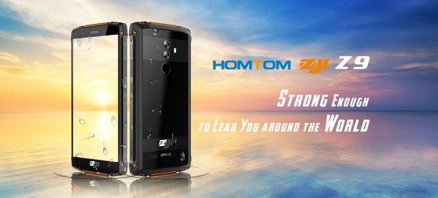 Homtom Zoji Z9 Featured