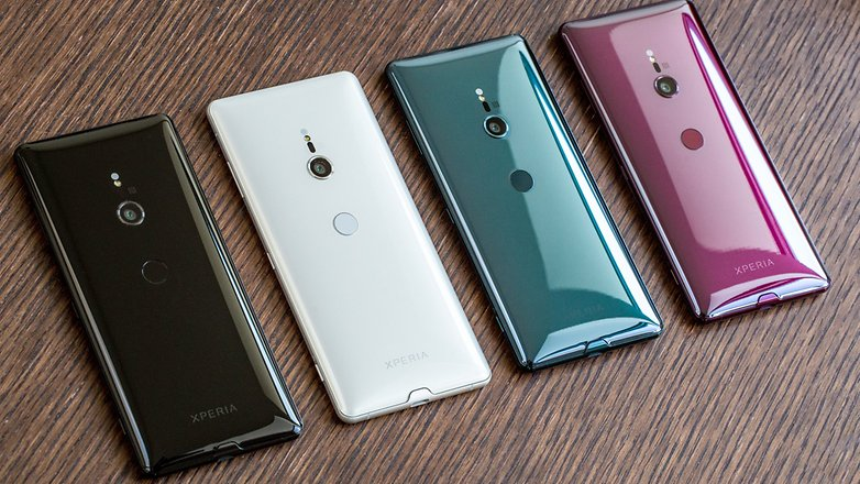 Sony Xperia Xz3 Smartphone Officially Launhed In Ifa 2018 At 6146 Yuan