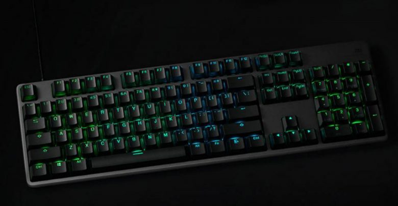 Xiaomi Keyboard - Design