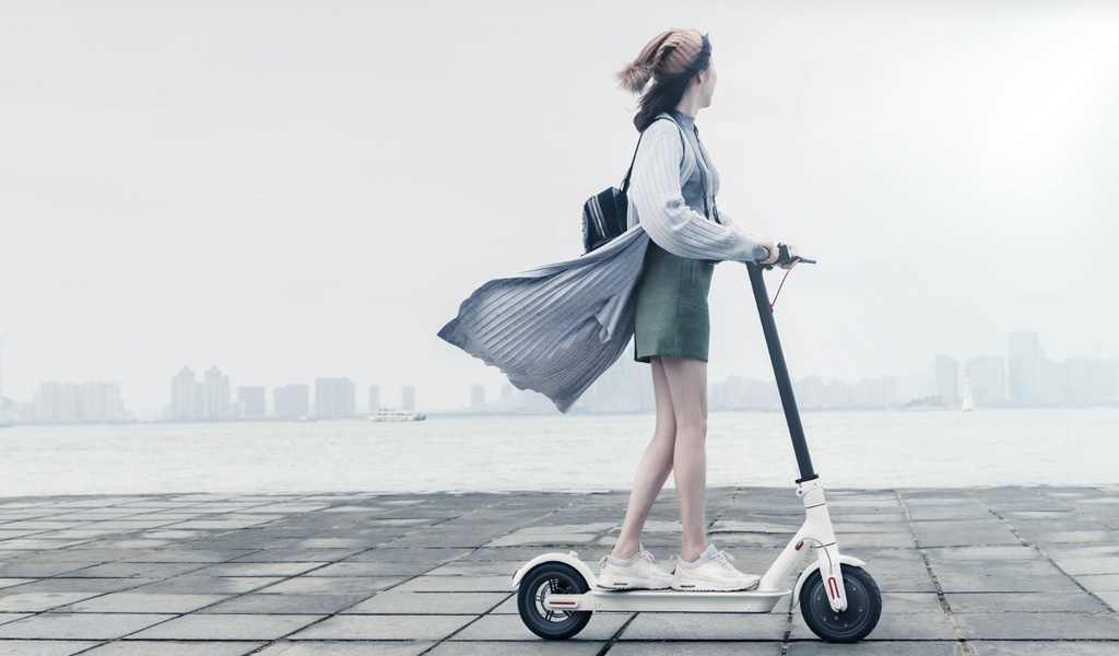 Xiaomi M365 Electric Scooter - Design
